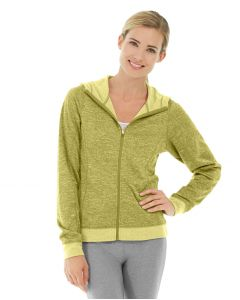 Helena Hooded Fleece-XS-Yellow