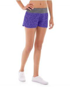 Erika Running Short-28-Purple
